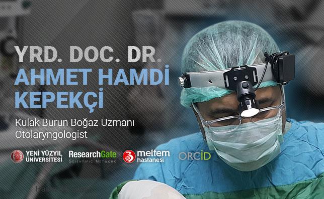 Doç. Dr. Ahmet Hamdi Kepekçi